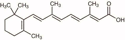 Tretinoïne crème - Vitamine A zuur crème - Praktijk voor