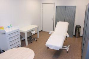 Behandelkamer Praktijk voor Injectables Nijmegen