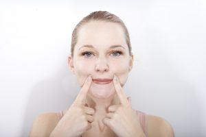 gezichtsoefeningen