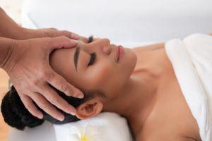 deep bone massage
