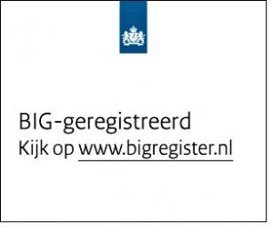 BIG registratie