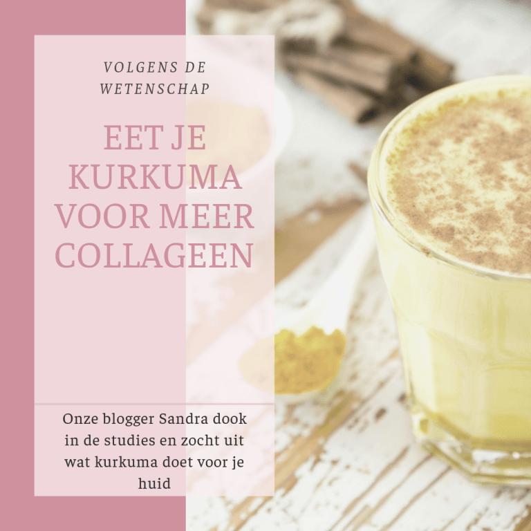 kurkuma voor meer collageen